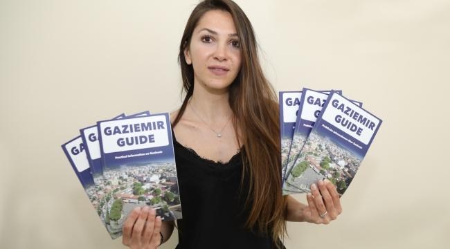 Gaziemir Rehberi, İngilizce ve Almanca yayımlandı
