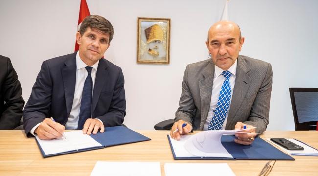 İzmir'in altyapı yatırımlarına uluslararası kaynak
