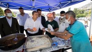 Batur, çok çalışacağız vatandaşı memnun edeceğiz