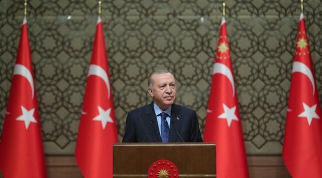 Cumhurbaşkanı Erdoğan'dan Srebrenitsa anma törenine mesaj