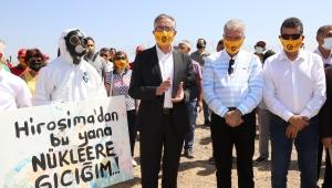 Don Kişot Osman'dan Duran Adam'a destek