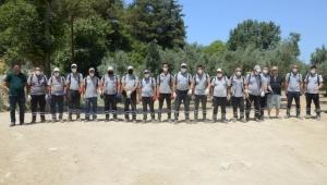 Kuşadası Belediyesi Karasinekle Mücadele Timi Kurdu