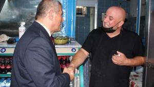 MHP il Başkanı Şahin : HDP'nin Kürsüsünde değil, Milletin Gönlündeyiz