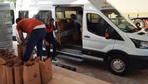 Torbalı Belediyesi'nden Arhavi'ye yardım eli