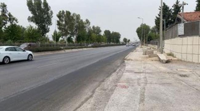 Altınyol'daki altyapı çalışmaları nedeniyle Bayraklı Turan Mahallesi'nde su kesintisi