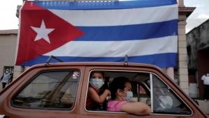 Küba'da son 24 saatte 96 kişi yaşamını yitirdi