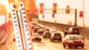 Meteroloji'den o bölge için uyarı... Sıcaklık artacak!