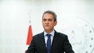 Milli Eğitim Bakanı Mahmut Özer müjdeyi verdi: İlk kez alınacak