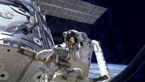 Uluslararası Uzay İstasyonu'nda çatlaklar tespit edildi