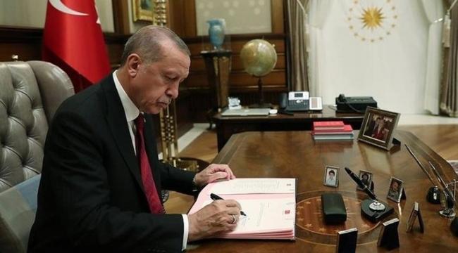 Başkan Recep Tayyip Erdoğan kararı imzaladı: 20 bin kişiye iş kapısı olacak!