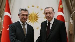 Cumhurbaşkanı Erdoğan, BM Mülteciler Yüksek Komiseri'ni kabul edecek
