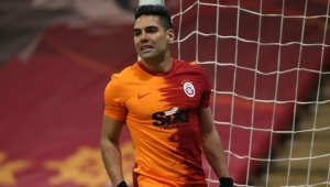 Falcao'nun Galatasaray kariyeri hayal kırıklığıyla sonlandı