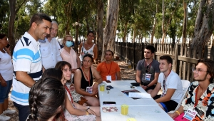 Halkçı başkanlar Tüykiye'nin 'Genç aydınları' ile buluştu
