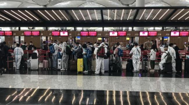 İstanbul Havalimanı 8 ayda yaklaşık 21 milyon yolcuyu ağırladı