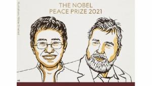 2021 Nobel Barış Ödülü sahiplerini buldu