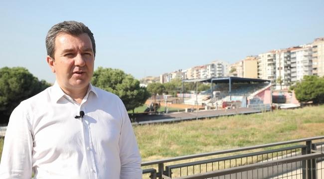 Başkan Koştu'dan Millet Bahçesi Projesi ile ilgili açıklama