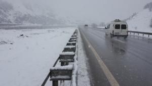 Doğu Anadolu'da karla karışık yağmur bekleniyor