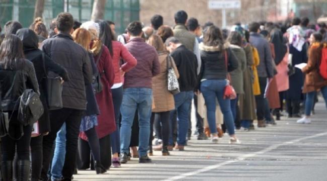 İşten çıkarma yasağı bitti, 3 ayda 518 bin kişi işsizlik maaşına başvurdu
