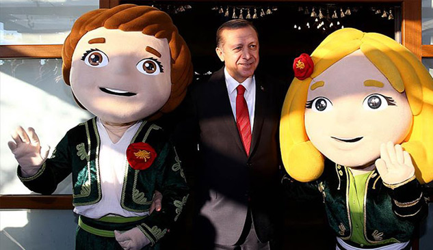 EXPO 2016 Cumhurbaşkanlığı himayesinde