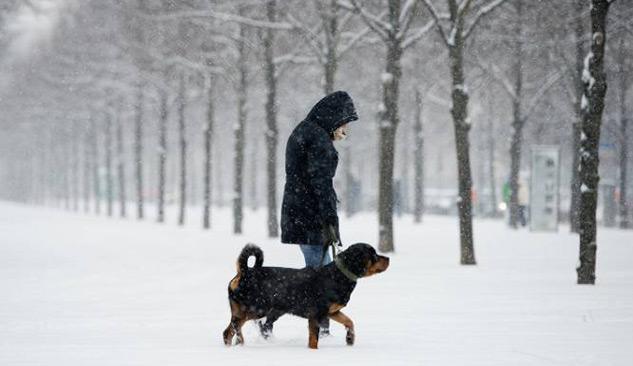 Karlı havalarda ayakkabı seçimine dikkat!