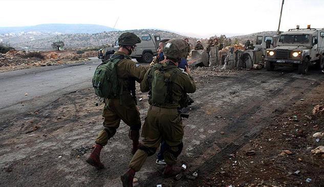 İsrail Batı Şeria'da 15 Filistinliyi gözaltına aldı