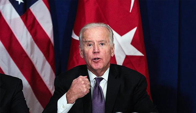 ABD Başkan Yardımcısı Biden Türkiye'de