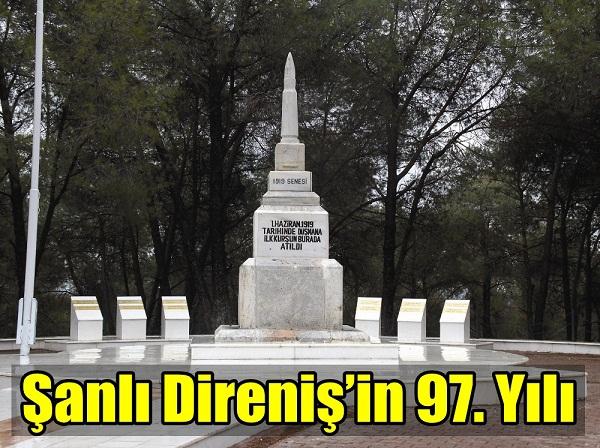 Şanlı Direniş'in 97. Yılı Pazar günü kutlanacak