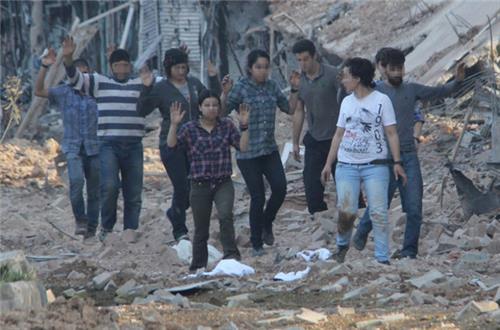PKK Nusaybin'de ağır darbe yedi!