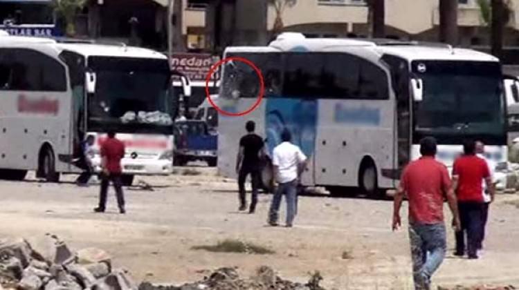 Mersin'de CHP ve MHP'nin otogar kavgası