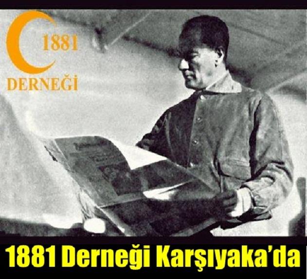 1881 Derneği Karşıyaka'da Kuruldu.