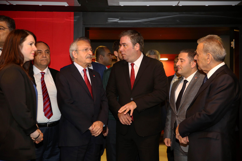 CHP Lideri Kılıçdaroğlu Gençliğin Bucası'nda