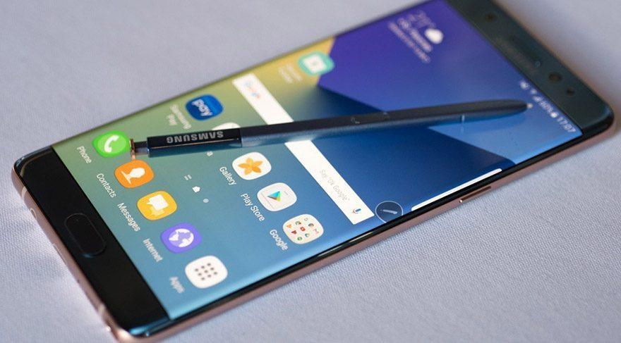 Samsung Note 7'nin neden yandığı belli oldu