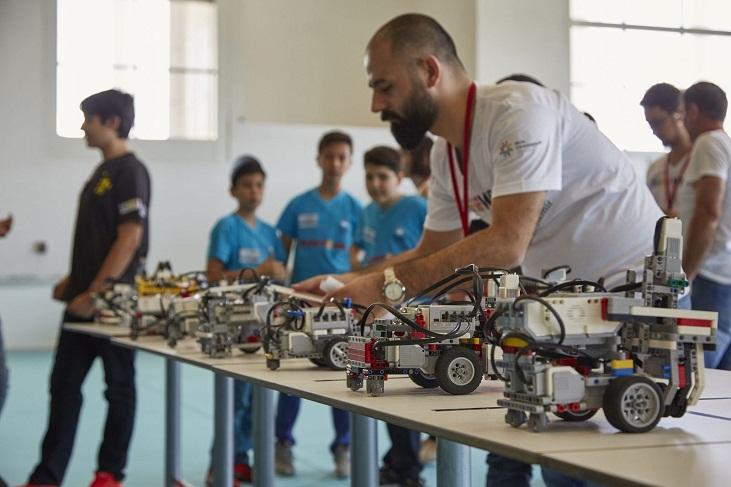 ROBOTLAR CAN DOSTLAR İÇİN