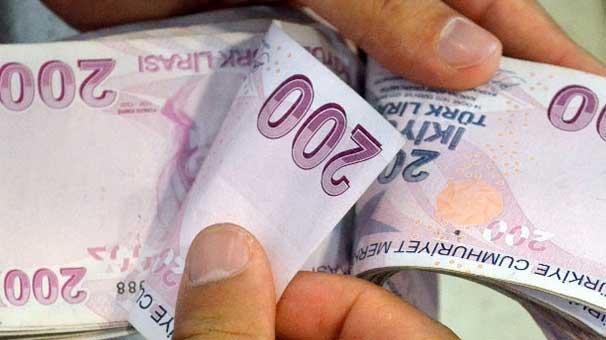Emekliye 3 ayda 7 bin 500 lira geliyor