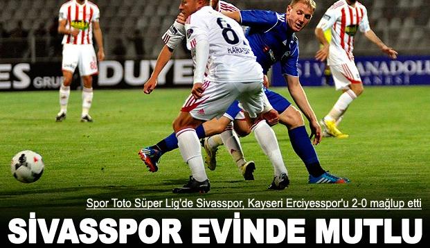 Sivasspor Kayseri Erciyesspor Maçı