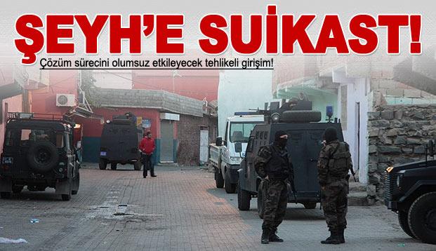 Kanaat önderinin evine bombalı saldırı