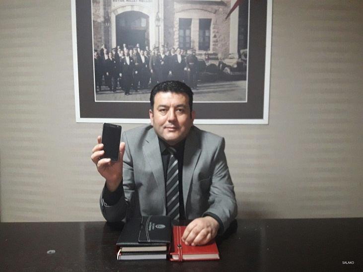 """""""MHP İzmir'de 7 Gün 24 Saat Whatsapp Dönemi"""""""
