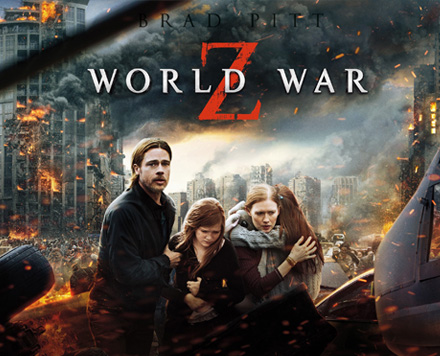 DÜNYA SAVAŞI Z (WORLD WAR Z)