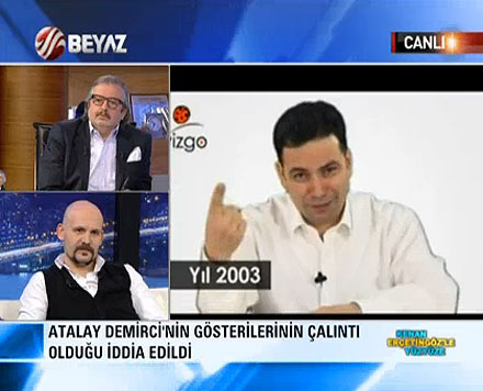 Atalay Demirci'den cevap